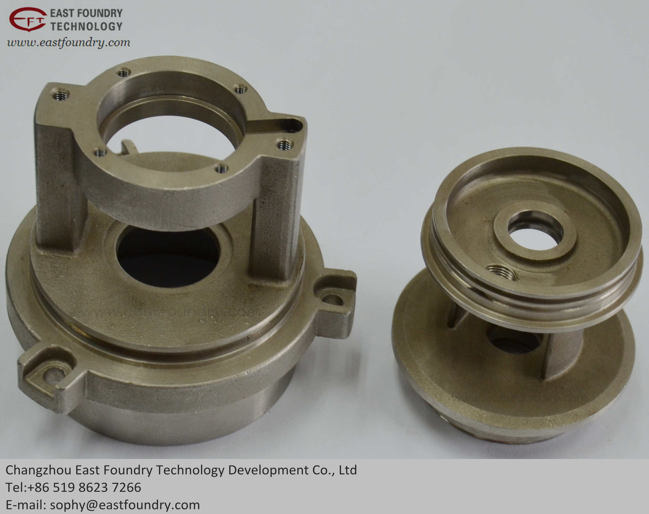 Investment Precision Casting for Car Parts