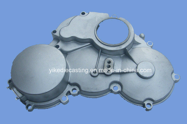 Aluminum Die Casting Part with Customized Sizes