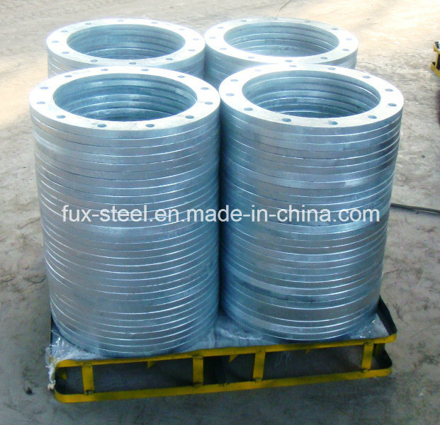 Hot Dipped Galvanized Flange, HDG Flange, Plate Flange