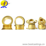 OEM Customized Brass Casting Part
