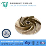 CNC Machining Top Quality Small Water Pump Impeller