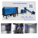 Casting in Site Foam Concrete Equipment