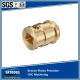 Bronze Piston Precision CNC Machining