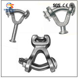 Galvanized Forging Steel Ball Y Clevis/Socket Y Clevis