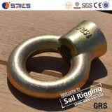 Carbon Steel JIS B1169 Forged Eye Nut Lifting Rigging