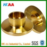 Braze Socket Flange, Yellow Brass Flange
