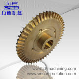 Customized Bronze Sand Castings for Connection Components