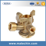 Good Quality High Precision Forged Brass Ball Valve Parts