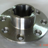 Neck Flange with Precision Casting
