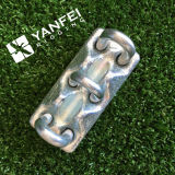 Drop Forged Galvanized Triple Type Wire Rope Clip
