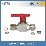 Factory Direct Customized High Precision Forged Steel Ball Valve