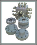ANSI, GOST, DIN Pipe Fitting Flange