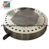 Hot Forge Tube Plate Carbon Steel Petrochemical Tube Sheet (ZH-TP-011)