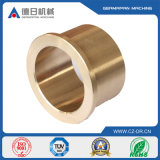 Copper Sleeve Copper Investment Casting for Spare Part