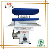 Used in Laundry Shop Semi Automatic Laundry Press Ironing Machine