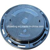 Ductile Cast Iron Circle Storm Water Drain Covers