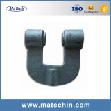China Supplier Customized Ductile Iron Train Wheel Casting Parts