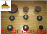 Cement Plant Dia. 20-50mm Chrome Alloyed Casting Grinding Ball