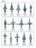 Cast Iron Ornamental Fence Parts