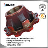 Sand Casting Ductile Iron Heavy Truck Hub