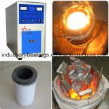 IGBT Induction 3kg Aluminum Casting Furnace Wh-VI-30kw