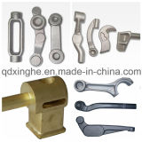 Custom Aluminium Cold Forging Parts for Construction Machinery