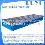 Precision Cast Iron Surface Plate with T-Slots