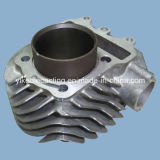 Customized Aluminum Die Casting Motor Parts